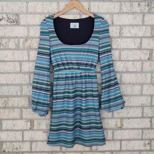 Judith March Missoni Style Print Dress